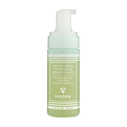 Sisley Creamy Mousse Cleanser Make Up Remover