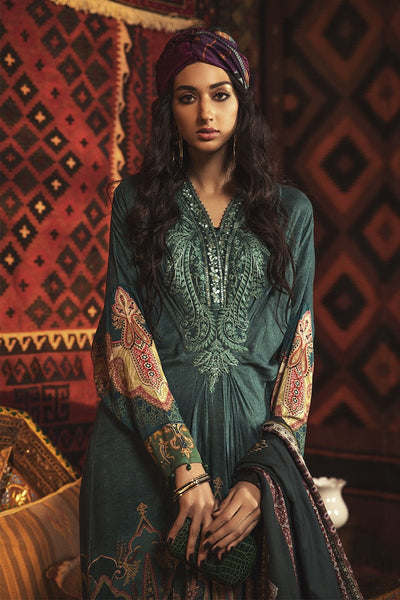 Embroidered Linen Collection