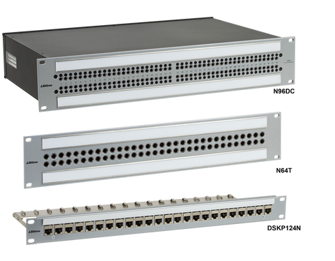 Bittree Patchbays - The Best patchbays and patch panels.