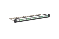 What is a patch panel used for