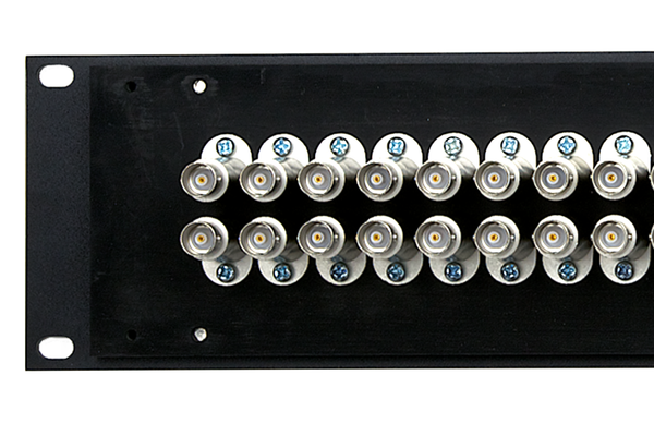 B48T-1RN/T - 50 Ohm Coaxial Patch Panel