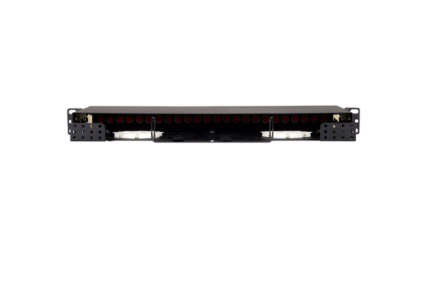 Fiber Optic Feed Through Patch Panel Enclosure Simplex St