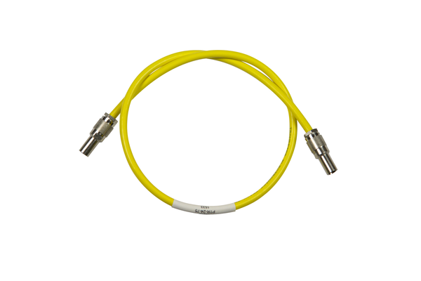 Miniature Triax 75 ohm Video Patch Cables
