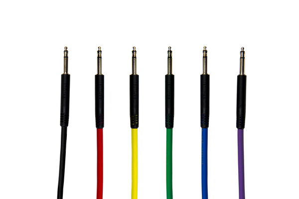 TT (Bantam) 110 ohm Audio Patch Cables