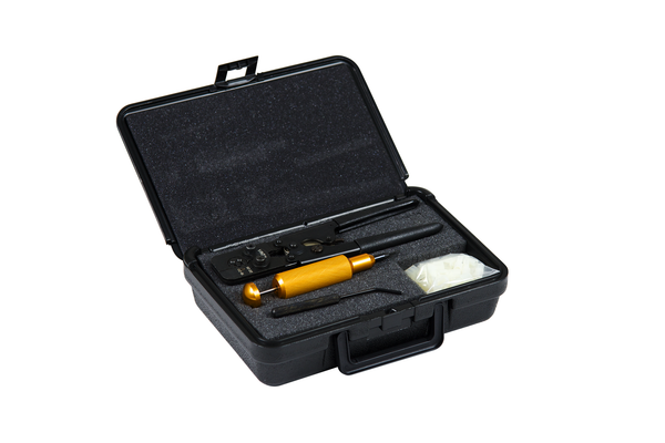 Complete EPIN Tool Kit with Crimp, Extraction and Insertion Tools