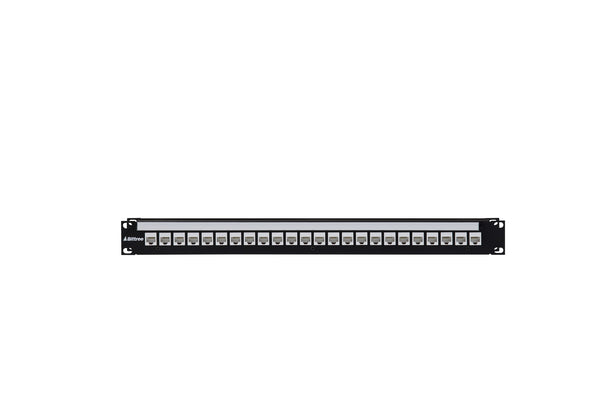 Adaptor Patch Panel, E3 to RJ45, 1x24, 1 RU, Reversible