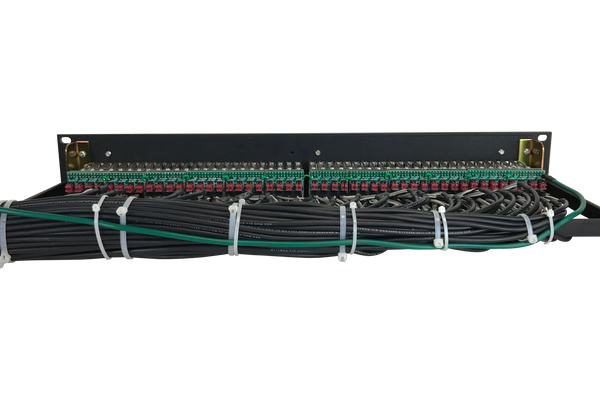 Patchbay | Bittree 968 2x48 TT Internally Programmable Harness Audio Patchbay