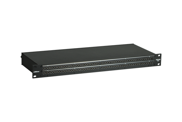 PS96DB25i - 2x48 TT Audio Patchbay 1RU