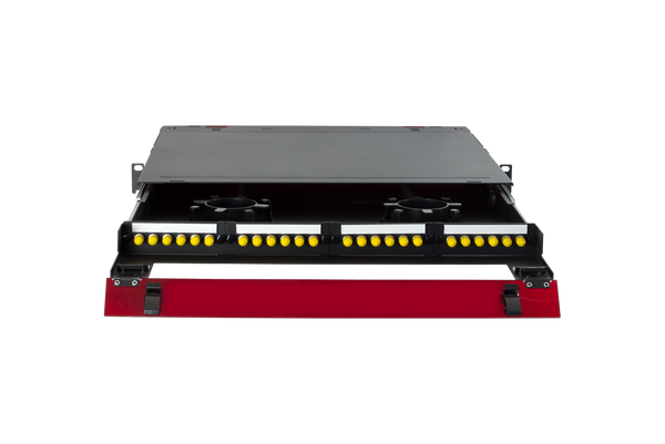 DSFB124NL-ST Fiber Optic ST Feed Through Patch Panel