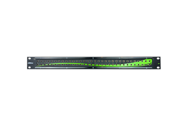 12G+ Micro-Video Patchbay, 2x32, 1 RU