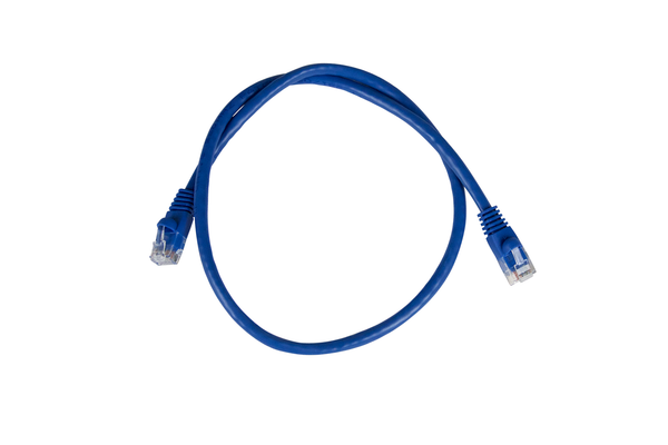 Data Patch Cable, CAT 6, RJ45 (8P8C), Unshielded