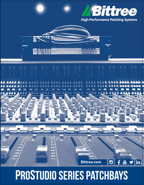ProStudio Patchbay Brochure