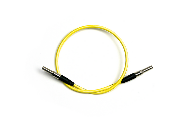 Mini-WECO (Midsize) 75 ohm Video Patch Cables