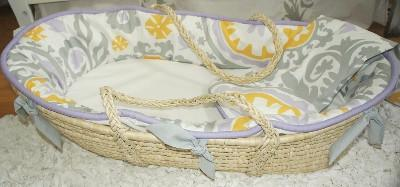 Adair Moses Basket