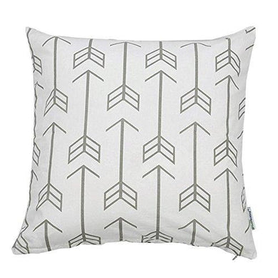 Arrows Throw Pillow Cover