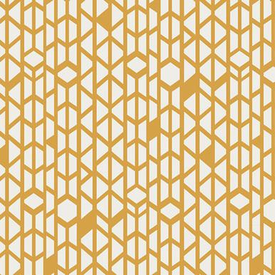 Aztec Gold  Fabric By The Yard | 100% Cotton