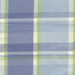 Lake Plaid Fabric by the Yard | 100% Cotton-Fabric-Bold Bedding
