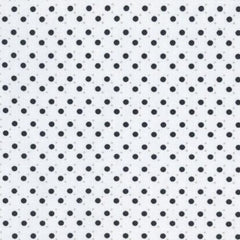 X Marks the Spot in Charcoal Designer Fabric by the Yard | 100% Cotton-Fabric-Bold Bedding