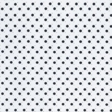 X Marks the Spot in Charcoal Designer Fabric by the Yard | 100% Cotton