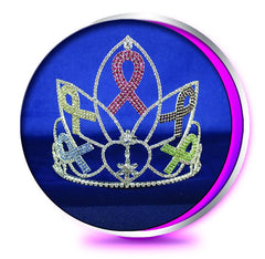 Cancer & Disease Awareness Crowns