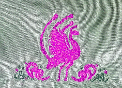 Digitize Your Pageant's Logo for Embroidery