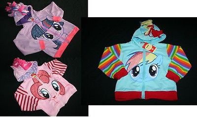 My Little Pony Hoodies - My Cutie Pye Boutique