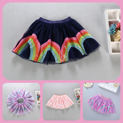 Sequin Tutu Skirts - My Cutie Pye Boutique