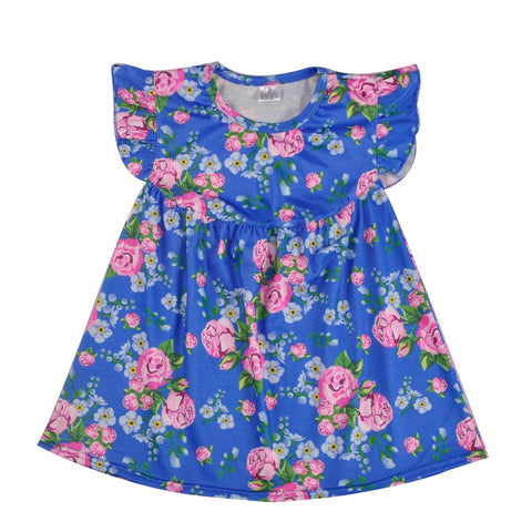 Blue Rose Flutter - My Cutie Pye Boutique