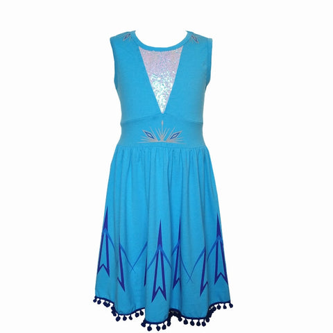 Frozen 2 Elsa Everyday Costume Dress - My Cutie Pye Boutique
