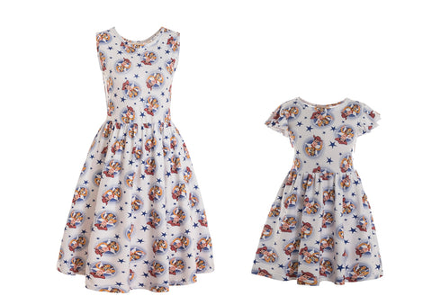 Mommy and Me Toy Story Dress