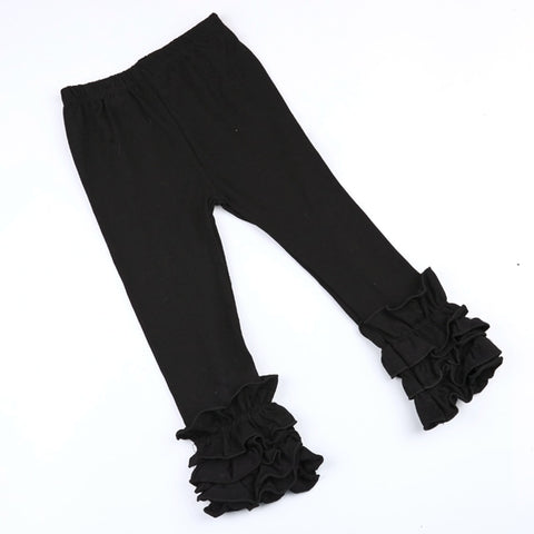 Black Icing Pants - My Cutie Pye Boutique