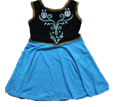 Anna Mommy and Me Everyday Costume Dress