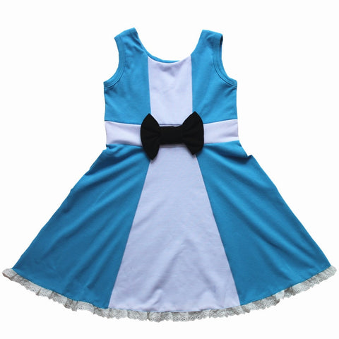 Alice in Wonderland Everyday Costume Dress