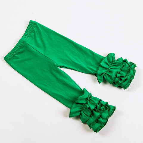 Green Icing Pants - My Cutie Pye Boutique