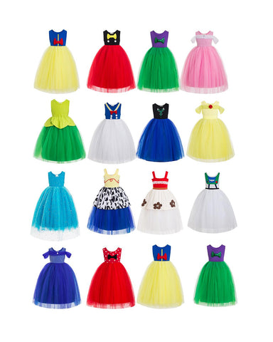 Princess Tutu Everyday Costume Dresses
