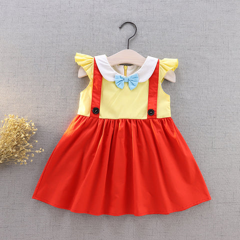 Tweedle Dee and Tweedle Dum Costume Dress - My Cutie Pye Boutique