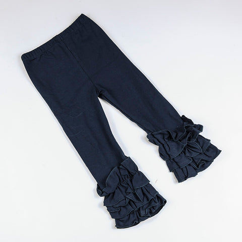 Navy Icing Pants - My Cutie Pye Boutique