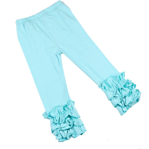Sky Blue Icing Pants - My Cutie Pye Boutique