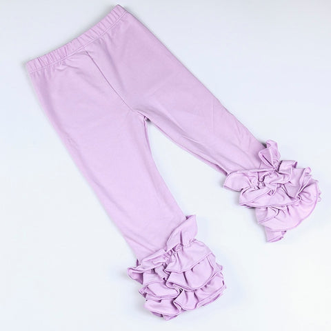 Lavender Icing Pants - My Cutie Pye Boutique