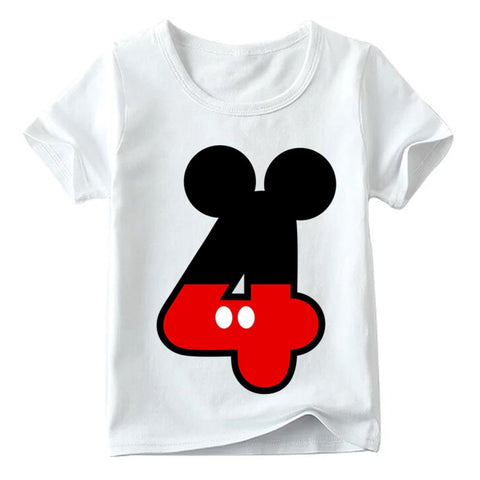 94 4th Birthday Shirt For Boy