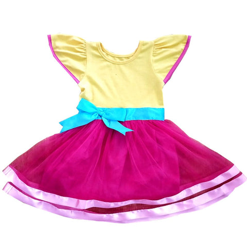 Fancy Nancy Tutu Costume Dress 18M-10 - My Cutie Pye Boutique
