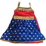 Wonder Woman Everyday Costume Dress