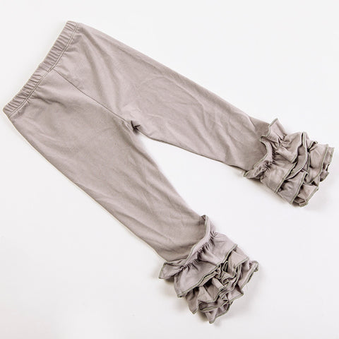 Gray Icing Pants - My Cutie Pye Boutique