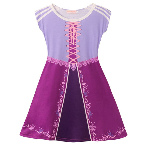 Rapunzel Everyday Costume Dress