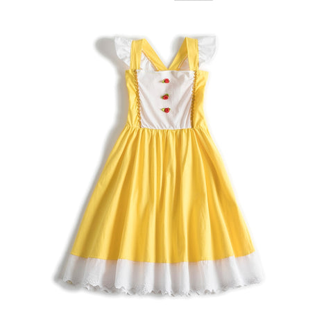 Belle Rosette Everyday Costume Dress