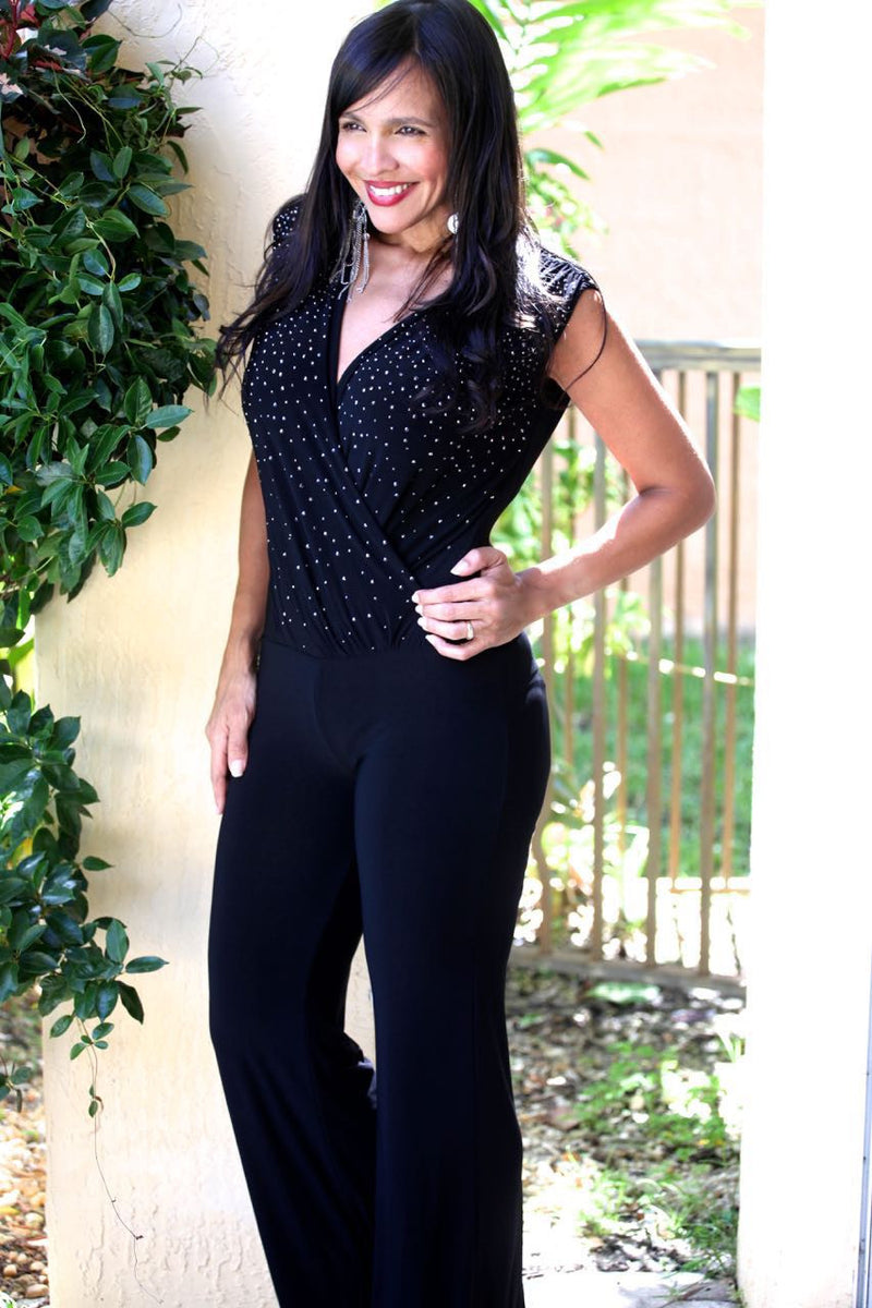 BLACK BETTY JUMPSUIT