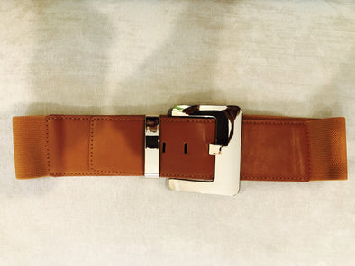 BROWN CAMEL BELT
