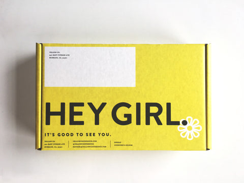 Yellow Co. Empowerment Box  / HEART