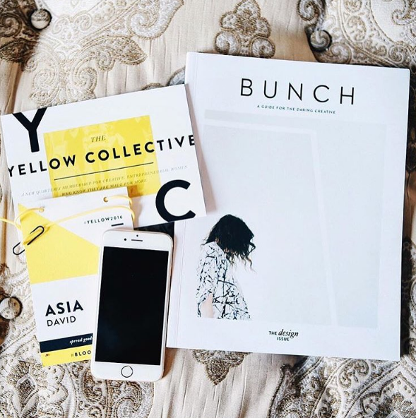 THE YELLOW COLLECTIVE MEMBERSHIP / QUARTERLY