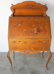 Antique Queen Anne Writing Desk